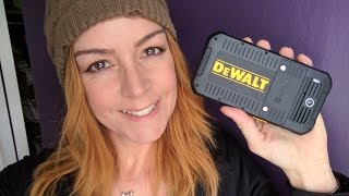 DEWALT rugged Android smartphone review MD501