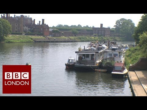'Slum City' On The Thames? – BBC London News