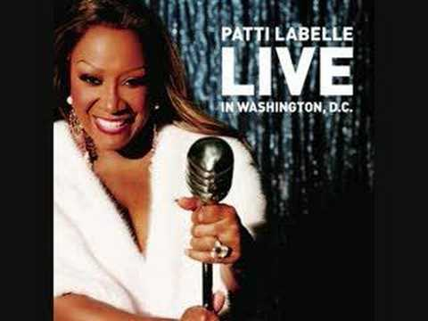 patti labelle come what may Live in Washington D.C.