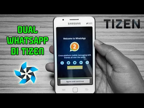 download whatsapp for samsung z2 tizen