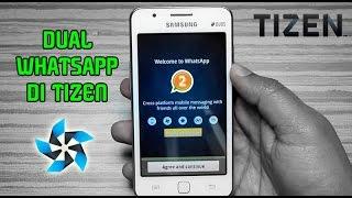 Cara membuat 2 akun WhatsApp di Hp Samsung Z2
