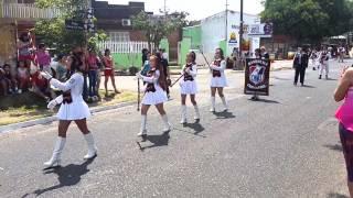 Desfile del Colegio Naciones Unidas