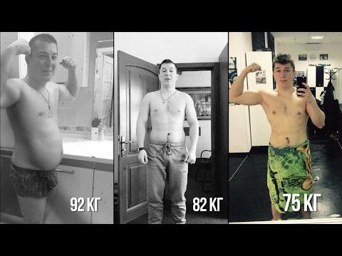 Кроссфит-трансформация тела! МИНУС