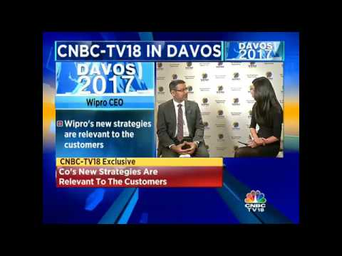 #Davos2017: Target $15 Bn In Revenue By 2020: Wipro