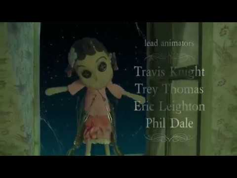 Coraline opening but everytime they say