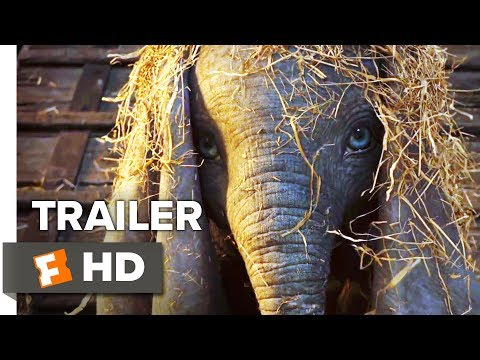 Dumbo Teaser Trailer #1 (2019)   Movieclips Trailers