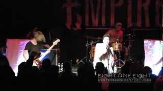 Letlive - Enemies [Enemigos] (Live @ Empire in VA) 01.31