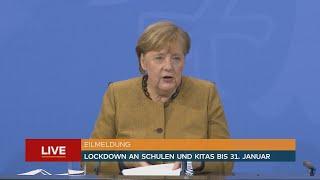 Der corona-lockdown in deutschland wird nicht nur bis zum 31. januar verlängert, die maßnahmen zur eindämmung pandemie werden auch verschärft. hotspot...