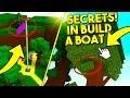 *NEW* HIDDEN SECRET in Build a boat! (Very Hard) | Roblox