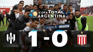 Central Córdoba 1 VS. Estudiantes (LP) 0 | 4tos de Final | Copa Argentina 2019