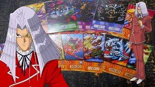 Imprimindo cartas de yugioh, completando meu deck!