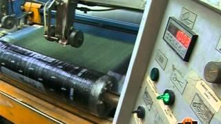видео  битумно-полимерный рулонный материал