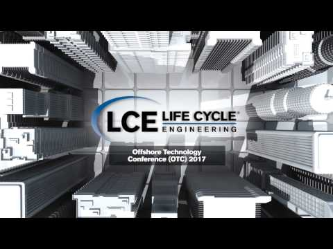 Life Cycle Engineering to Present at Offshore Technology Conference 2017