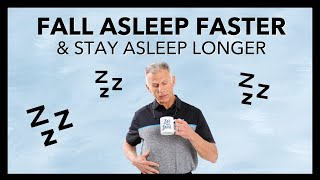 How To Fall AsĮeep Faster & Stay Asleep Longer. No Meds
