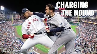 Charging The Mound | MLB HD thumbnail