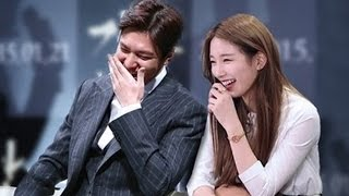 12 Korean Stars Who Got To Date Their Celebrity Crush