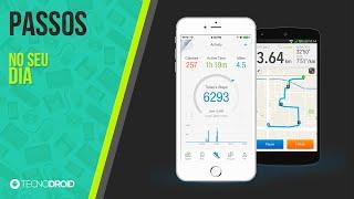Como saber quantos passos você deu no dia - Pacer (pedômetro) screenshot 1
