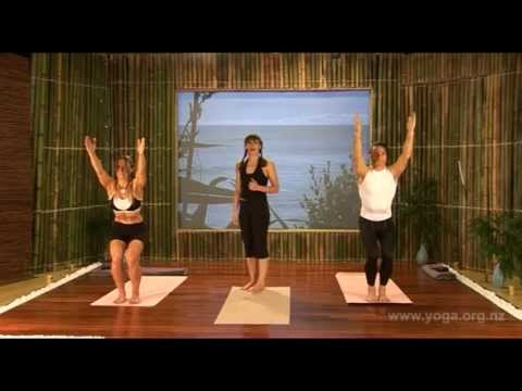 Yoga and the Art of Ageing Week 1 - FULL DVD VERSION. 61 Minutes