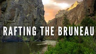 Rafting the Bruneau River | Outdoor Idaho