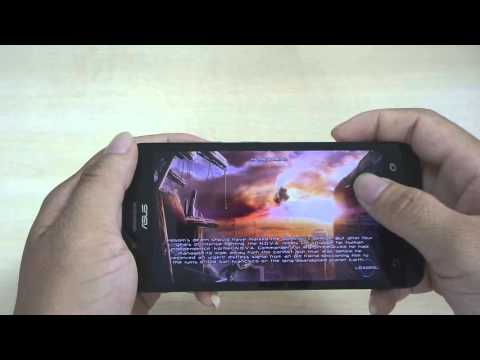 Game review ZenFone Go