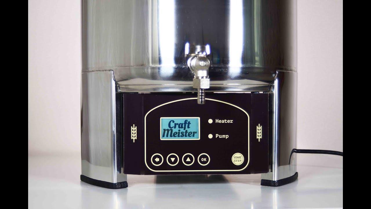 Домашняя пивоварня приготовление пива видео домашняя пивоварня homebrew от lg купить