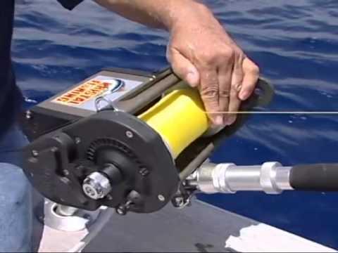 SSTV 13-19 - Deep Drop Electric Fishing Reel