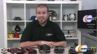 Newegg TV: CrossfireX & SLI Multi-GPU Guide, Tutorial & Benchmark Demonstration