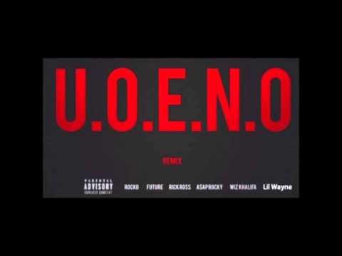 Rocko - U.O.E.N.O. Instrumental [ download link ]  (BEST ONE!!!)