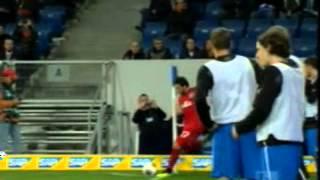 crazy goal Hoffenheim vs Bayer Leverkusen thumbnail