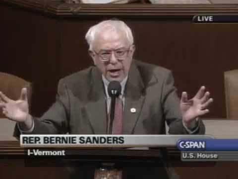 Bernie Sanders: Free Trade Fiasco (11/6/2003)