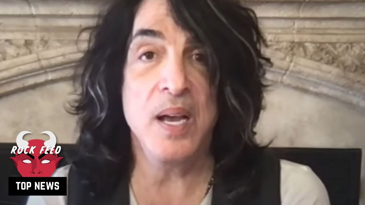 KISS Frontman Paul Stanley Calls Ace Frehley And Peter Criss Reunion 'Impossible'