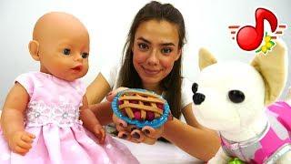 Видео для детей. День Рождения куклы Бэби Бон Эмили в шоу МиМиЛэнд.