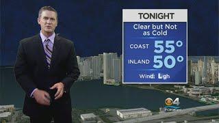CBSMiami.com Weather @ Your Desk 12-14-17 11PM
