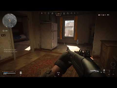 Call Of Duty Bust A Window & His Ass