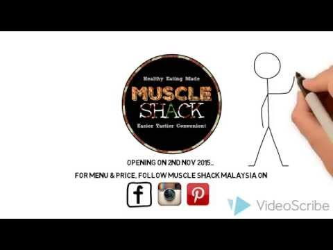 Muscle Shack - Healthy Food Delivery in Cyberjaya