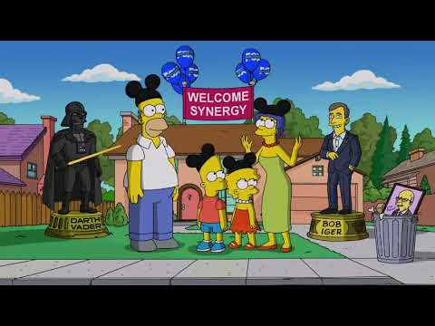 The Simpsons Cast Announce Disney + Streaming Service