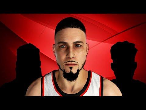 NBA 2K18 My Career - Custom MyPlayers! (PS4)