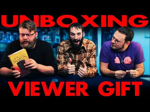 Viewer Gift UNBOXING!! Game of Thrones - A Knight Of The Seven Kingdoms