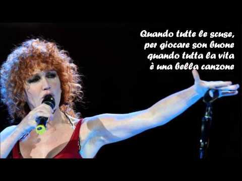 Fiorella Mannoia - HO IMPARATO A SOGNARE + testo