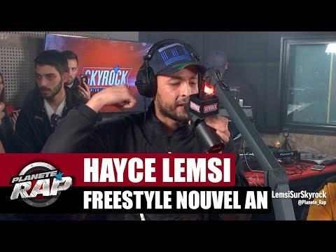 Youtube: Hayce Lemsi – Freestyle nouvel an #PlanèteRap