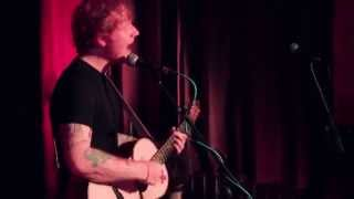 Ed Sheeran - Don't/Loyal/No Diggity/The Next Episode/Nina (Live at the Ruby Sessions) thumbnail