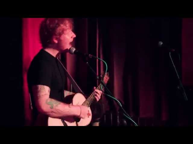 Ed Sheeran - Don't/Loyal/No Diggity/The Next Episode/Nina (Live at the Ruby Sessions)
