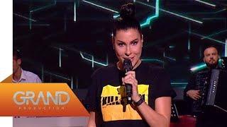 Mia Borisavljevic - Pricaju po gradu - GK - (TV Grand 29.10.2018.)