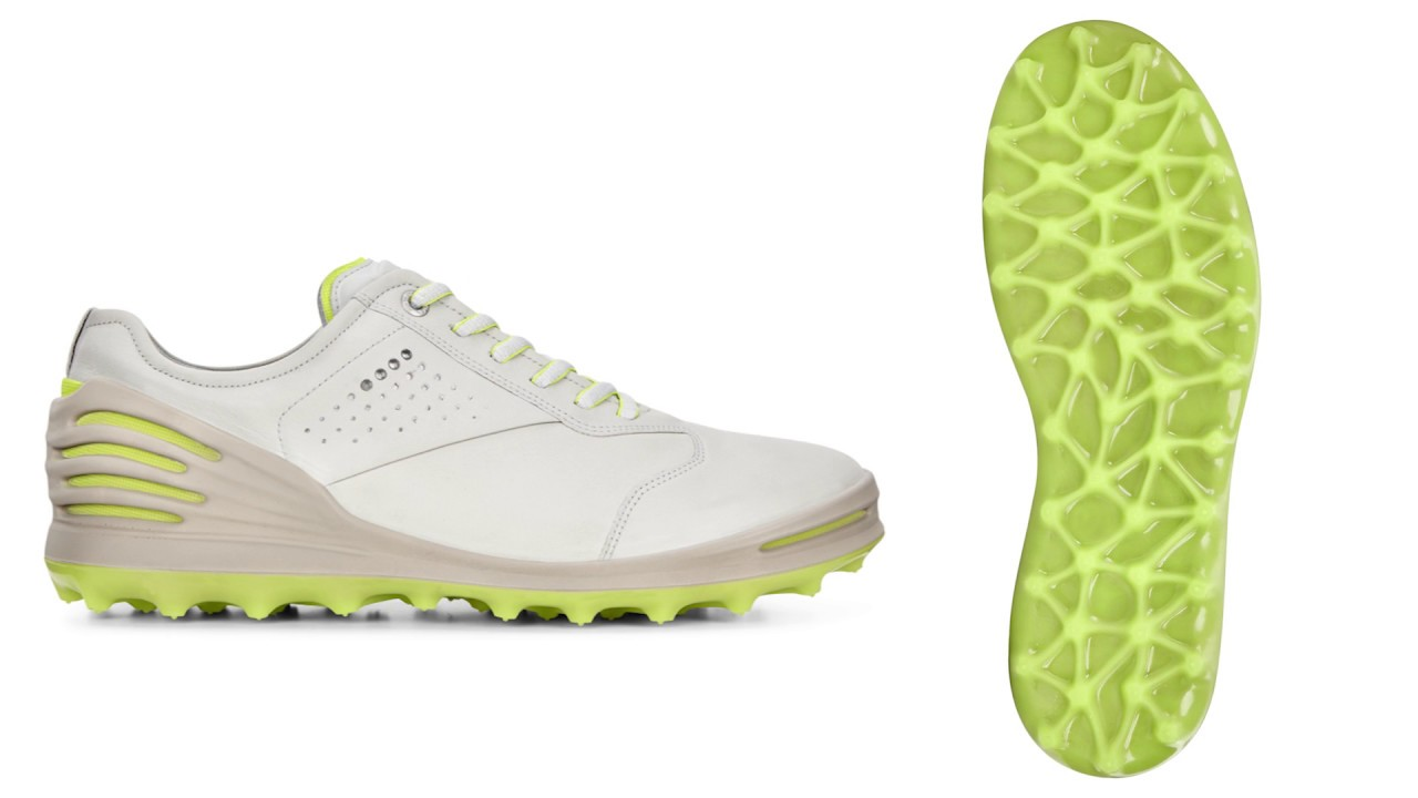 Ecco Cage Pro Golf Shoe Youtube