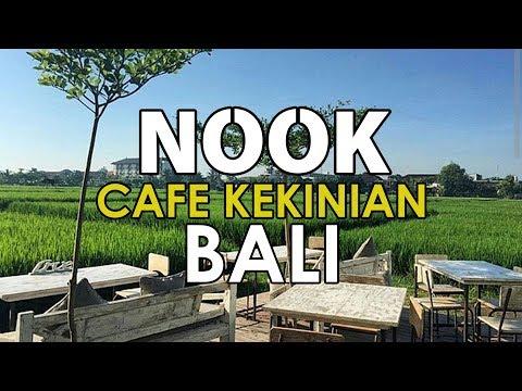 NOOK SEMINYAK DI BALI | TEMPAT NONGKRONG KEKINIAN PALING HITS