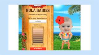 Huggies Does the Hula Thumbnail