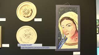 Yvelines | Guyancourt : Les talents locaux exposés