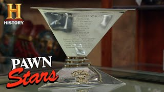Pawn Stars: Rare 1978 Triple Crown Trophy (Season 16) | History