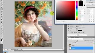 Урок Фотошопа-Замена фона,без вырезания объекта.
