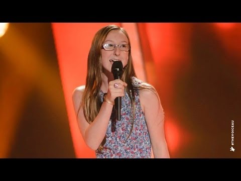 Sophie Sings Counting Stars  The Voice Kids Australia 2014